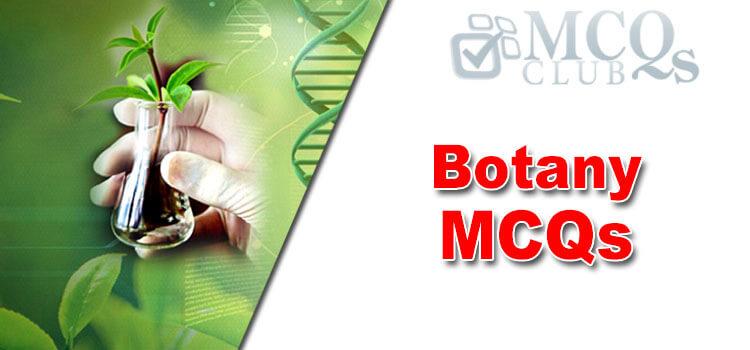 Botany MCQs