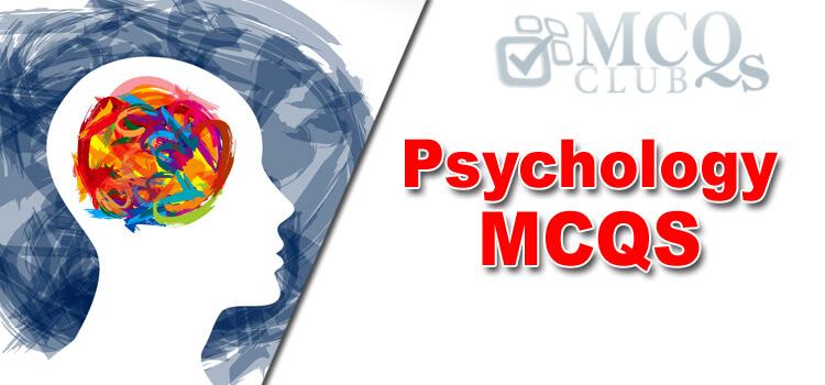 psychology-MCQs